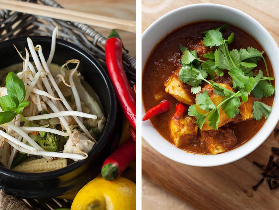 Hurry Curry Curry House Katowice
